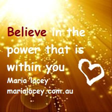 BelieveInThePowerMariaLacey